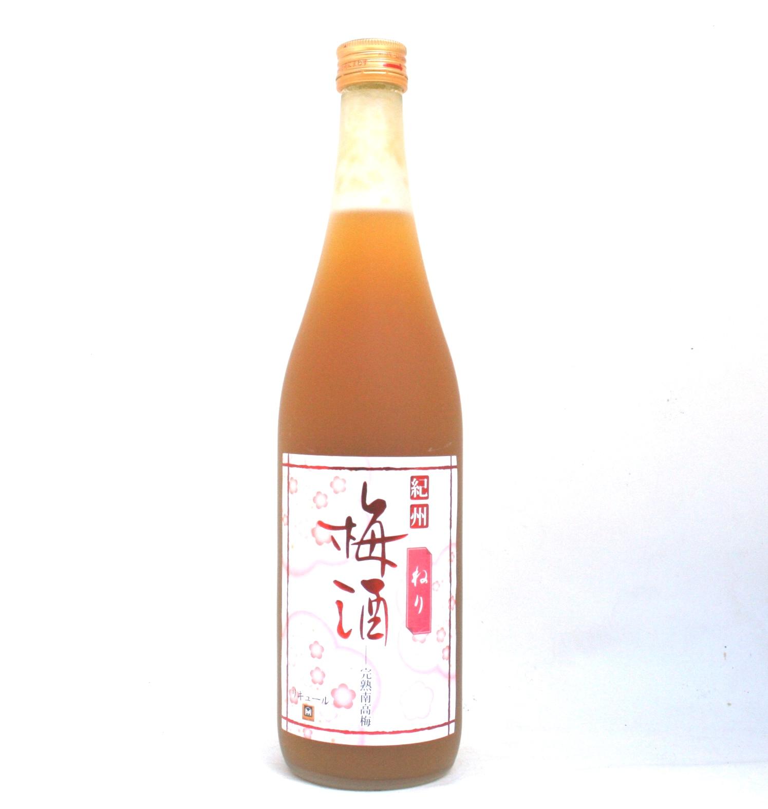 写真:紀州完熟南高梅 ねりうめ酒