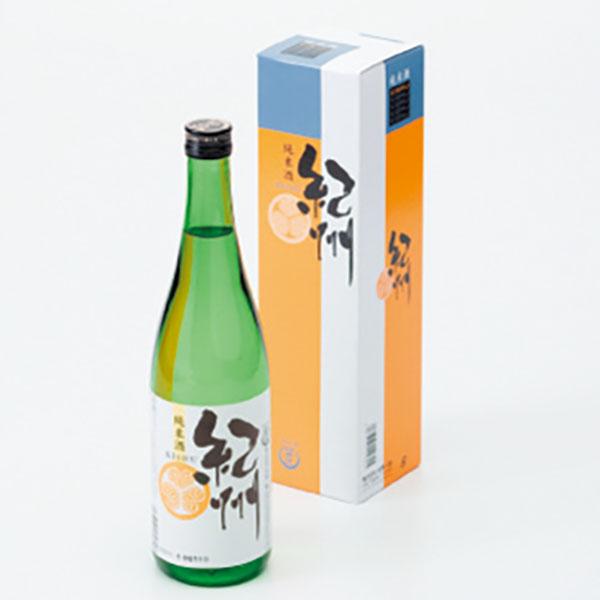 写真:純米酒<紀州>