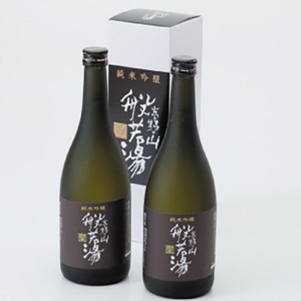 写真:純米吟醸酒 高野山般若湯 聖