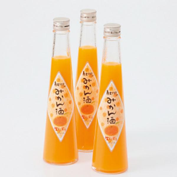 写真:紀州 みかん酒 300ml