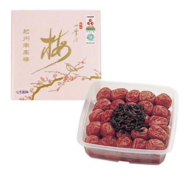 写真:紀州四季の梅 しそ風味
