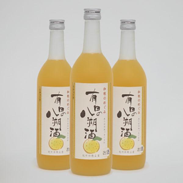 写真:和歌のめぐみ 有田の八朔酒
