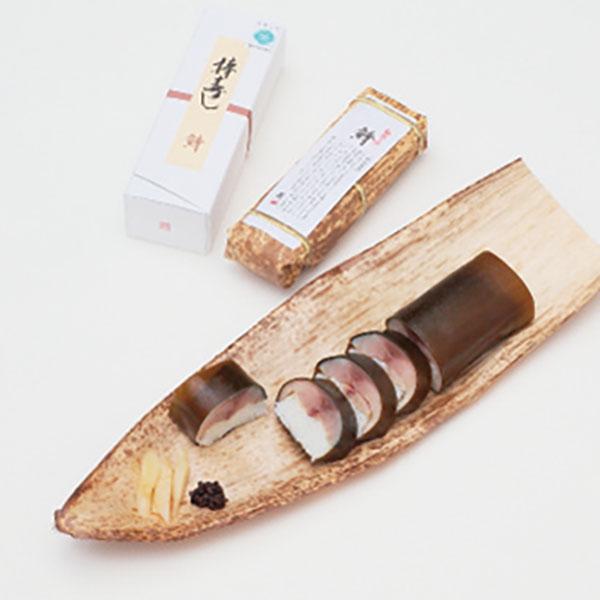 写真:鯖棒寿司