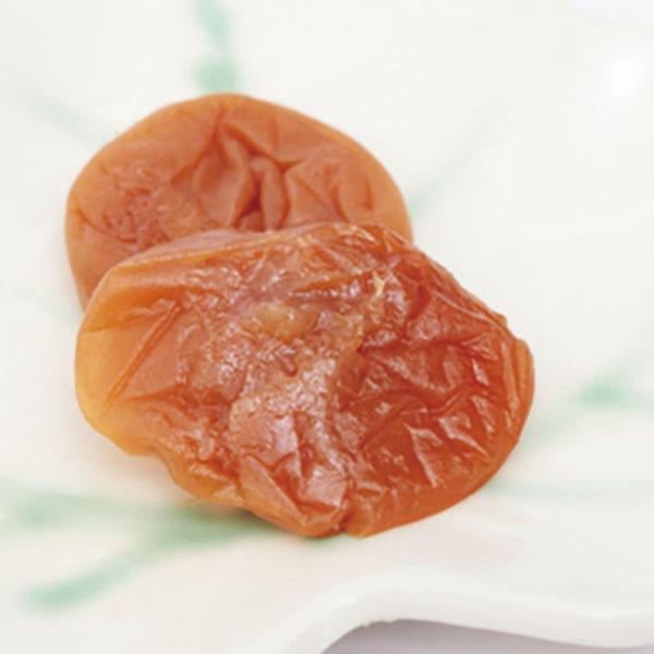 写真:紀州健康梅 干し梅 まろやか味