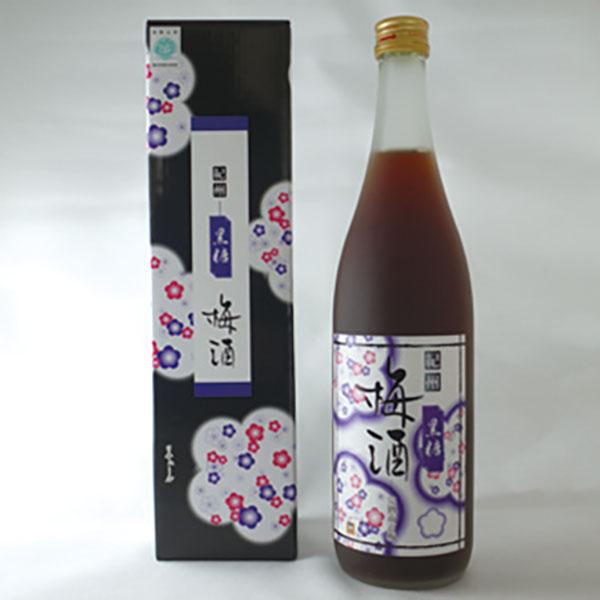 写真:紀州完熟南高梅・黒糖