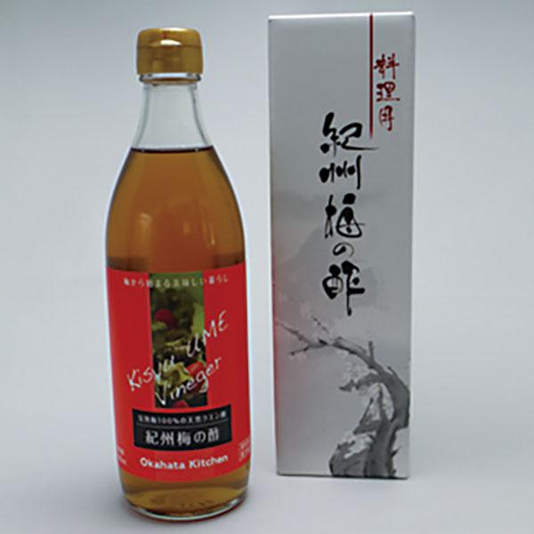写真:紀州梅の酢