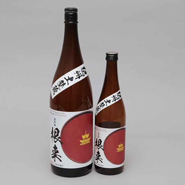 写真:日本城 純米酒・根来
