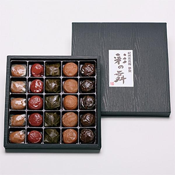 写真:紀州南高梅 夢葵 彩の舞25粒