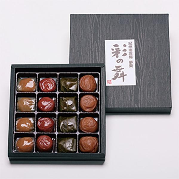 写真:紀州南高梅 夢葵 彩の舞16粒
