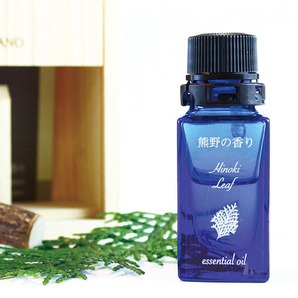 写真:熊野の香り 熊野ヒノキ(枝葉) アロマオイル