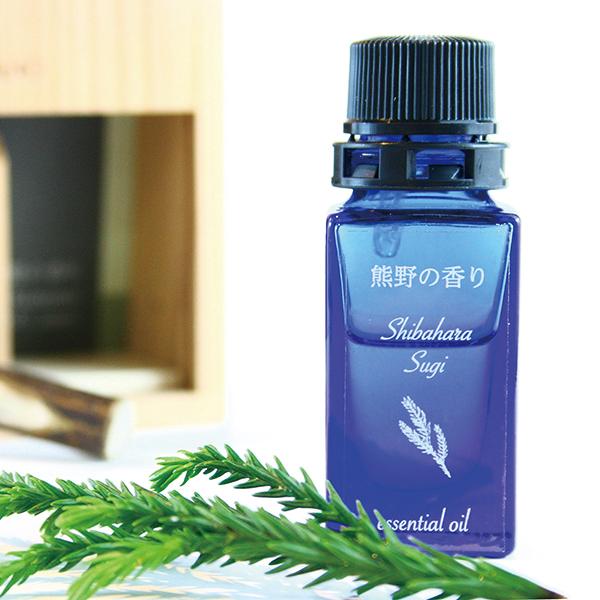 写真:熊野の香り 熊野杉芝原 アロマオイル