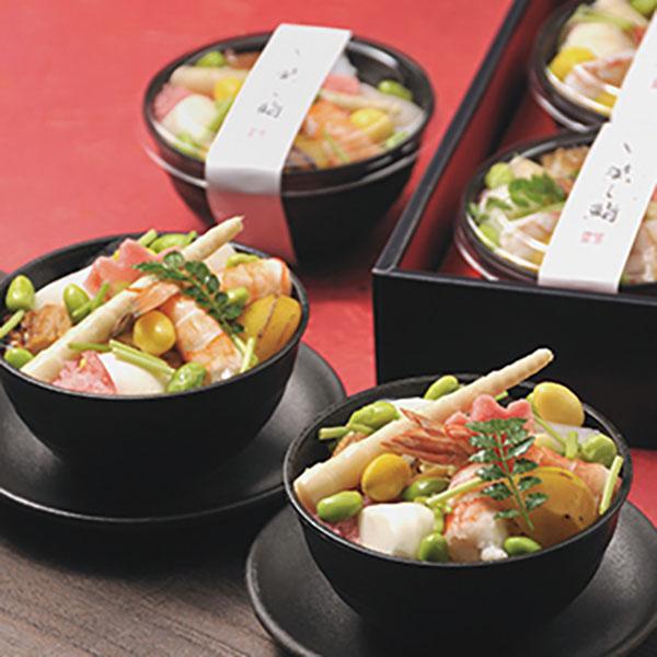 写真:蒸し鮨(ぬくずし)