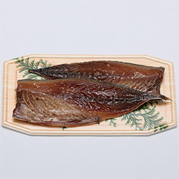 写真:紀州ゆあさ魚義 湯浅醤油の味醂干し サバ味醂干し