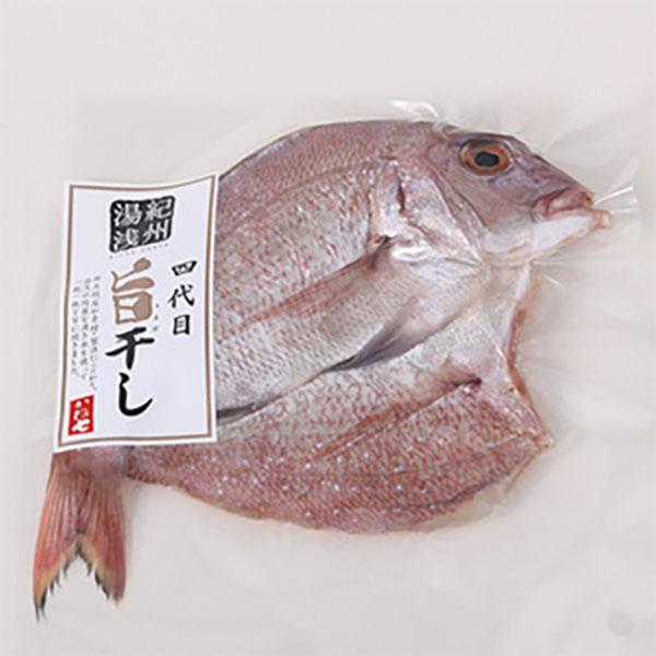 写真:鯛開き(連子・真鯛・チダイ)