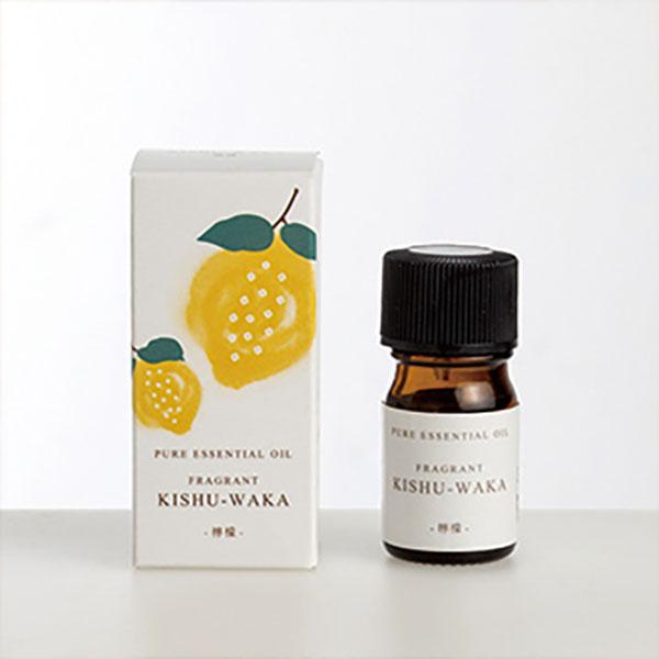 写真:FRAGRANT KISHU-WAKA 檸檬