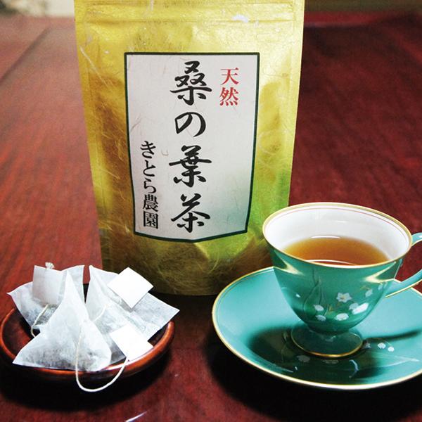 写真:桑の葉茶