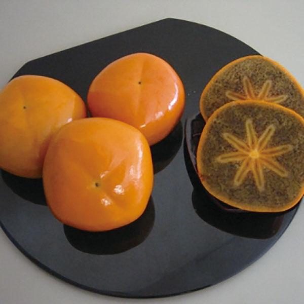 写真:紀の川柿