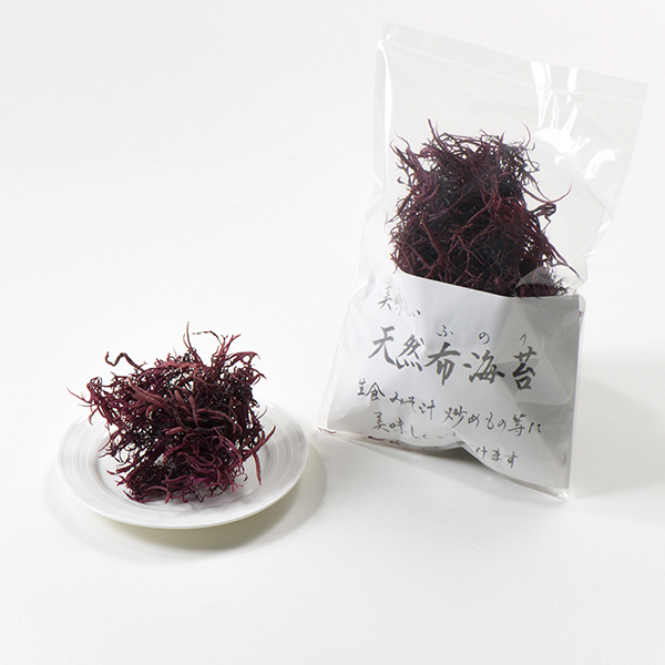 写真:美味しい 天然布海苔