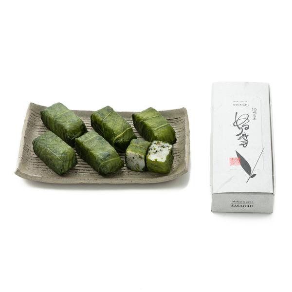 写真:寿司 めはり寿司 (高菜)